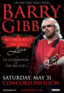 Bay Area HQ Barry Gibb