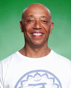 Russell Simmons San Francisco Appearance