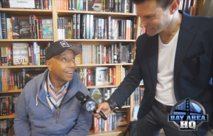 Russell Simmons Interview at Book Passage in San Francisco