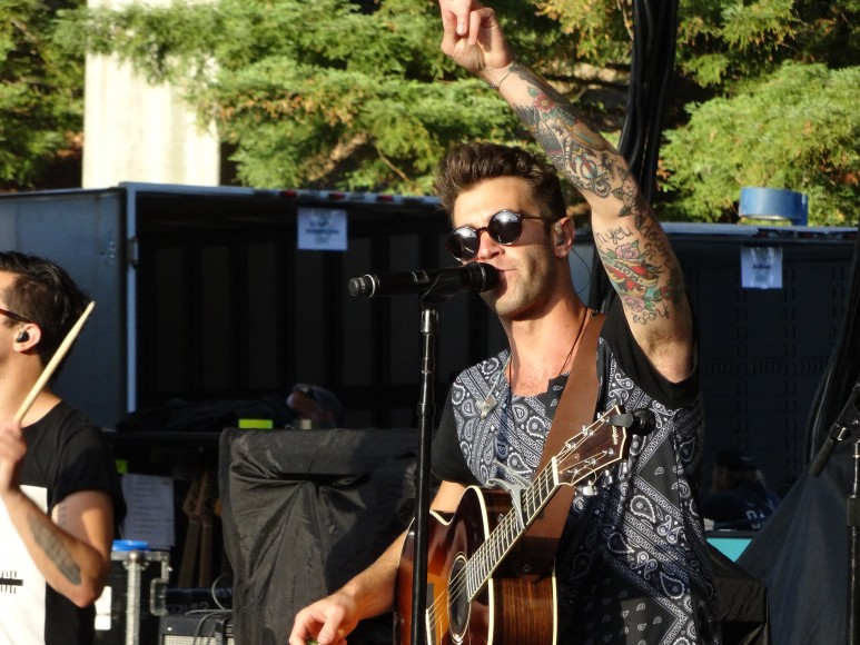 American Authors Mountain View Shoreline