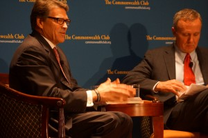 Rick Perry Commonwealth Club