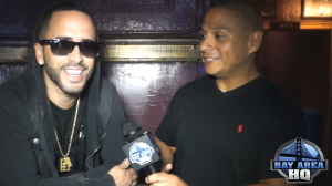 Bay Area HQ Music: Exclusive Yandel Interview Live at the Fillmore (formerly of Wisin Y Yandel)