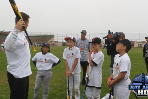 Bay Area HQ Sports: Buster Posey Puts on a Baseball Clinic at ProCamps