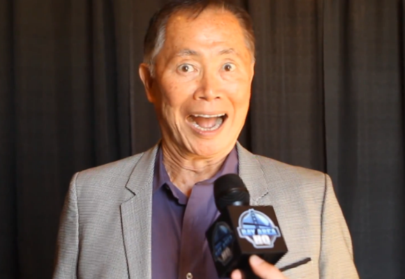 "George Takei ""To Be Take"" Bay Area HQ"