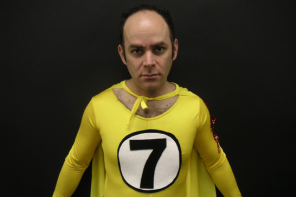 Bay Area HQ Comedy: 7 Reasons To Go See Todd Barry at Cobb's this Weekend