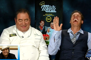 "Bay Area HQ TV: ""On the Menu"" Episode 1: Hilarious Interview with Emeril Lagasse & Ty Pennington"