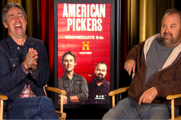 American Pickers Interview