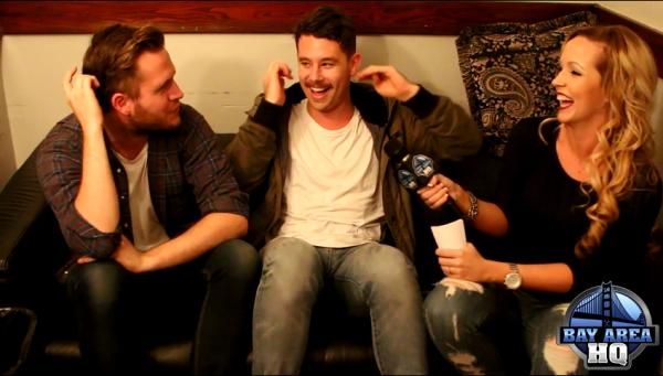 Boy and Bear San Francisco Interview