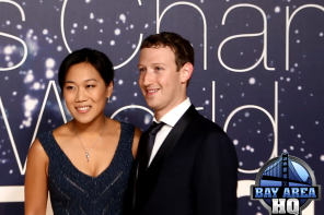 Mark Zuckerberg, Benedict Cumberbatch, Cameron Diaz Attend 2015 Breakthrough Prizes