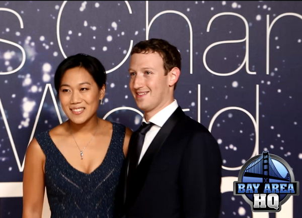Mark Zuckerberg Silicon Valley Breakthrough Prize