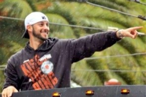 "Bay Area HQ Sports: ""Broga and Brew"" Featuring SF Giants Pitcher George Kontos at Studiomix SF on 11/20"