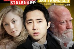 'The Walking Dead' Stars to Appear at Walker Stalker Convention at Fort Mason Center 1/31/15 & 2/1/15