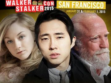 Walker Stalker Convention SF 2015