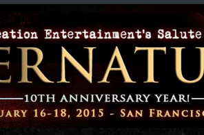 Salute to 'Supernatural' Convention at Hyatt Regency SFO 1/16 to 1/18