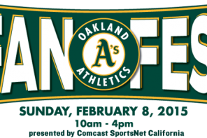 Bay Area HQ Sports: Oakland Athletics FanFest 2015 to Take Place 2/8 – Tickets on Sale Now!