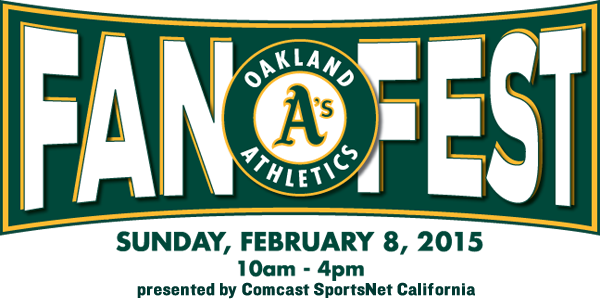 2015 Oakland Athletics Fanfest