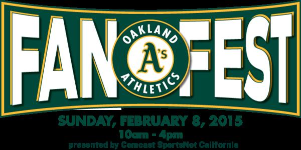 2015 Oakland Athletics Fanfest