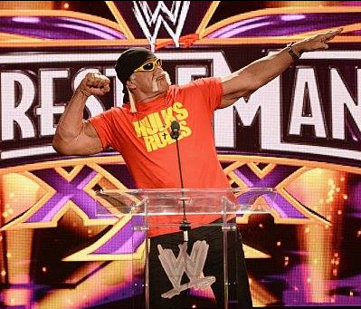 Hulk Hogan Wrestlemania 31