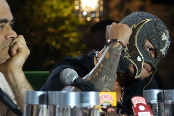 Rey Mysterio Shoot Interview Perro Aguayo Jr. Death WWE