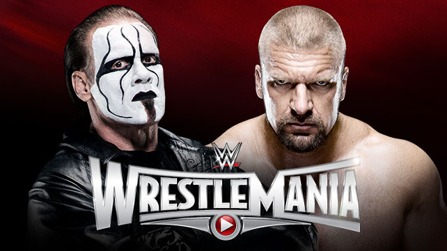 Triple H Wrestlemania 31 Axxess San Jose VIP Meet Greet