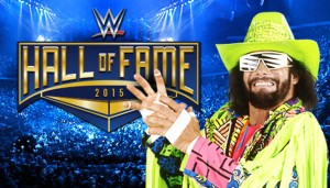 WWE Hall Of Fame 2015 Macho Man Randy Savage