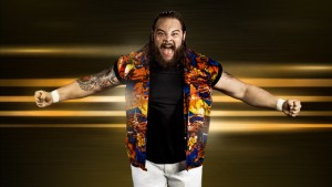 Wresltemania AXXESS VIP signing with Bray Wyatt