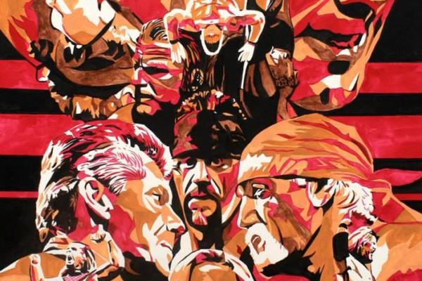 WrestleMania Artist