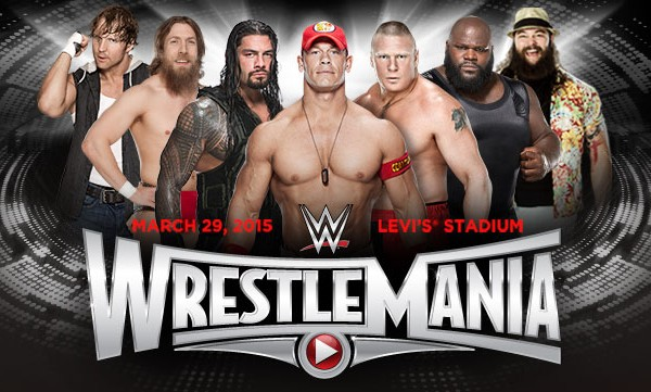 Wrestlemania 31 Guide to Signings Events and Appearances