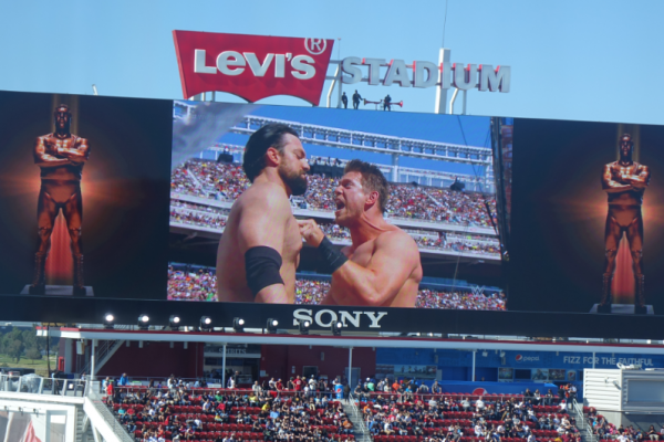 Wrestlemania 31 Levi's Stadium