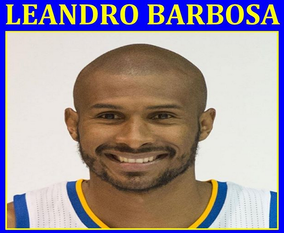 Classic Materials Leandro Barbosa Meet Greet Autographs 2