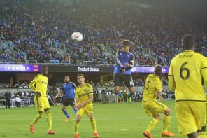No Place Like Home! San Jose Earthquakes Score 2 Goals in Second Half to Beat Columbus Crew 2-0 at Avaya Stadium
