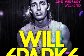 Australia's #1 DJ, Will Sparks, Headlines Ruby Skye during their 15th Anniversary Weekend