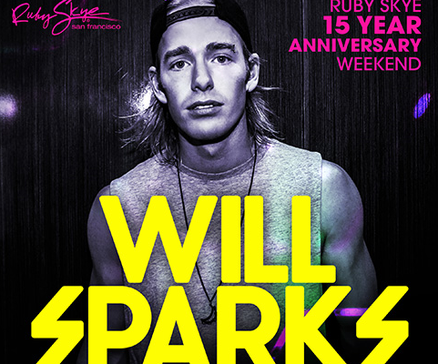Will Sparks Ruby Skye San Francisco