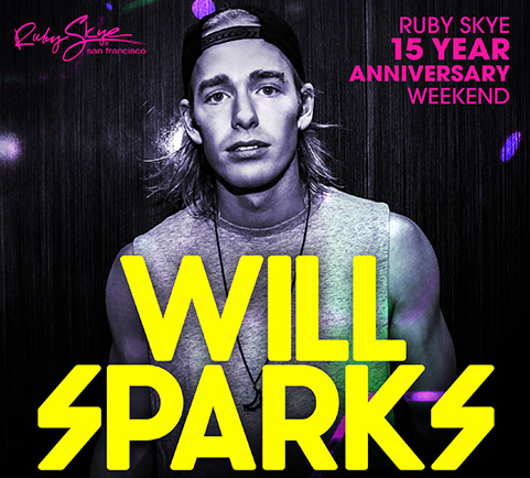 Will Sparks Ruby Skye San Francisco