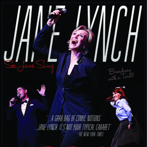See Jane Lynch Sing in San Francisco