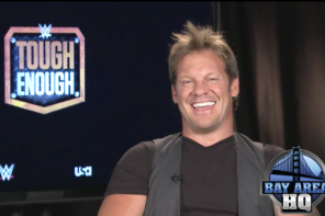 "WWE's Chris Jericho Interview! Y2J Talks Bay Area, John Mayer, MacGruber, RVD, CM Punk, Golderg, Ted Irvine, Metallica & ZZ on ""Tough Enough"""