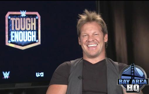 Chris Jericho Interview 2015 Y2J Tough Enough WWE MacGruber
