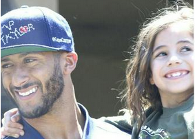 Colin Kaepernick Camp Taylor 2015 Golf Tournament