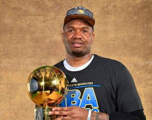 Marreese Speights Mo Buckets Meet and Greet 2015 Warriors NBA Champions