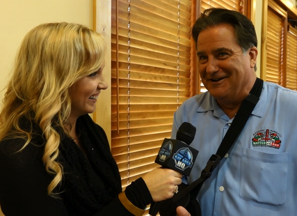 Steve Mariucci Interview Madden Mariucci Bocce Ball Tournament 2015