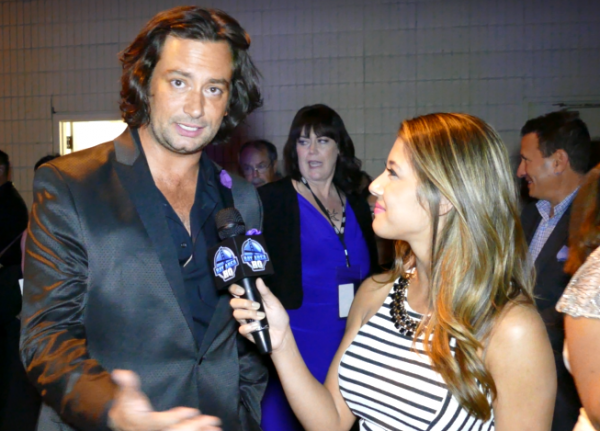 21st Annual Help is on the Way Gala 2015 Constantine Maroulis San Francisco