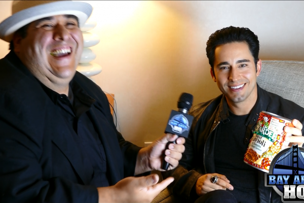 John Lloyd Young Jersey Boys San Francisco Interview