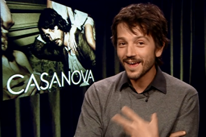 Diego Luna On Star Wars Rogue One, Amazon Shopping & Casanova
