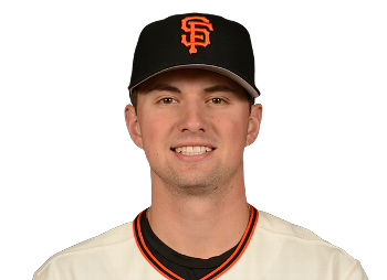 Joe Panik Bay Area Meet & Greet San Francisco Giants Autograph Signing