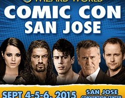 Wizard World Brings Hollywood to San Jose, including Walking Dead, Lord of The Rings & WWE Stars