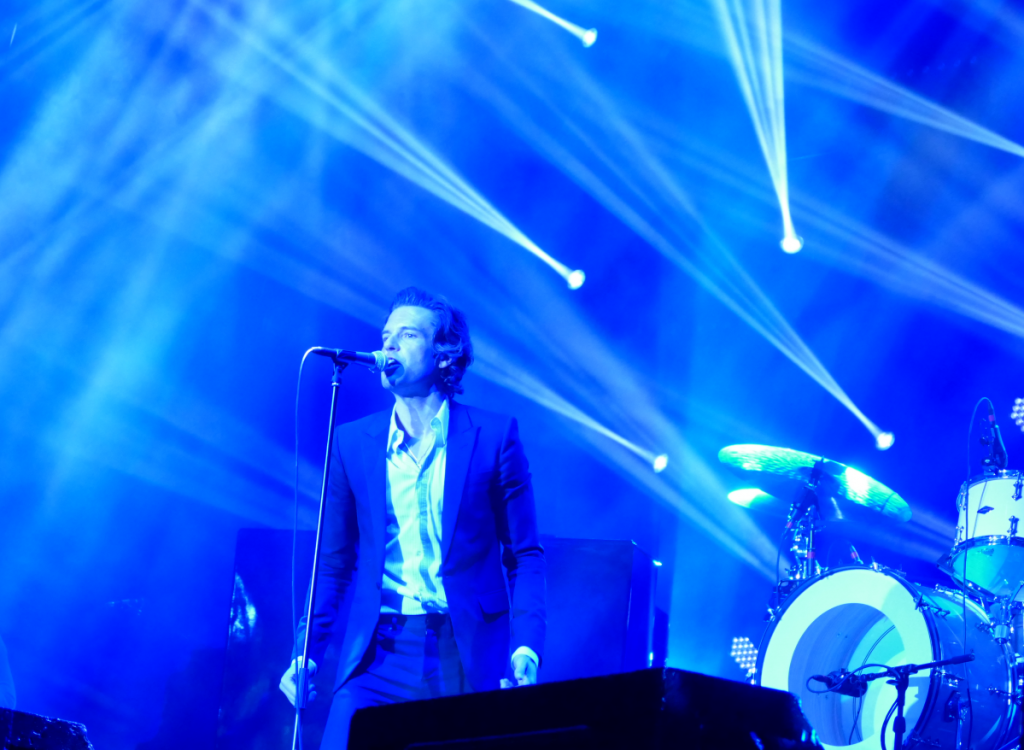 Brandon Flowers Killers Dreamforce Gala 2015