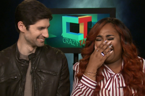 "Hilarious ""Crazy Talk"" Interview w/ Ben Aaron & Tanisha Thomas!"