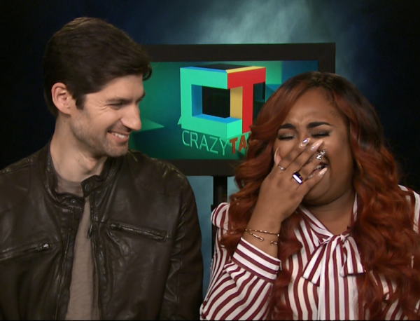 Crazy Talk Interview Ben Aaron Tanisha Thomas KICU