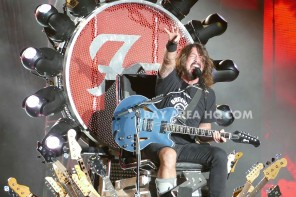 Foo Fighters, Clark & The Killers Rock the Dreamforce Gala!