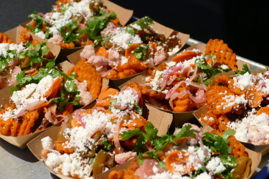 Dreamforce Gala 2015 Food